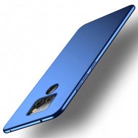 Coque Silicone Huawei Mate 20 Extra Fine Bleu