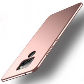 Coque Silicone Huawei Mate 20 Extra Fine Rose