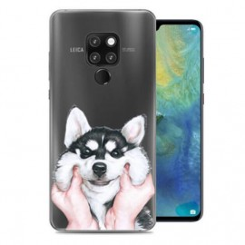Coque Silicone Huawei Mate 20 Chien