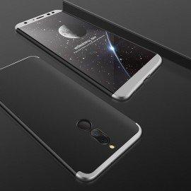 Coque 360 Huawei Mate 10 Lite Noir et Gris