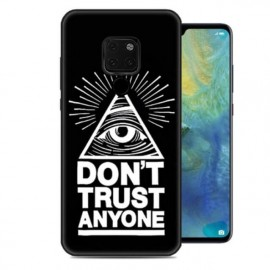 Coque Silicone Huawei Mate 20 Confiance
