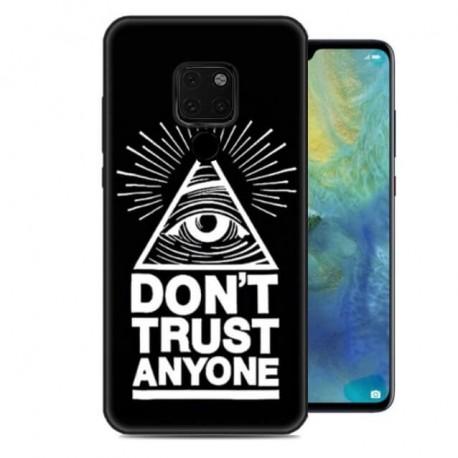 Coque Silicone Huawei Mate 20 Confiance
