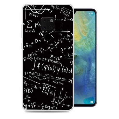 Coque Silicone Huawei Mate 20 Formules