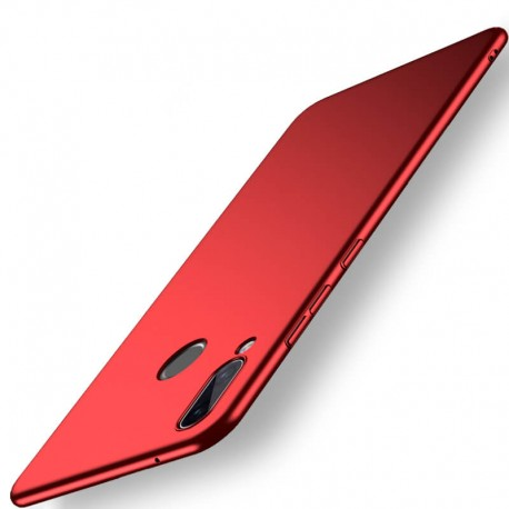 Coque Honor 8X Extra Fine Rouge