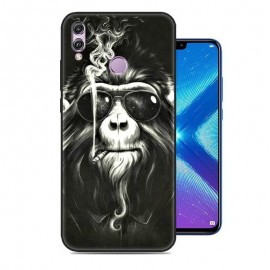 Coque Silicone Honor 8X Singe