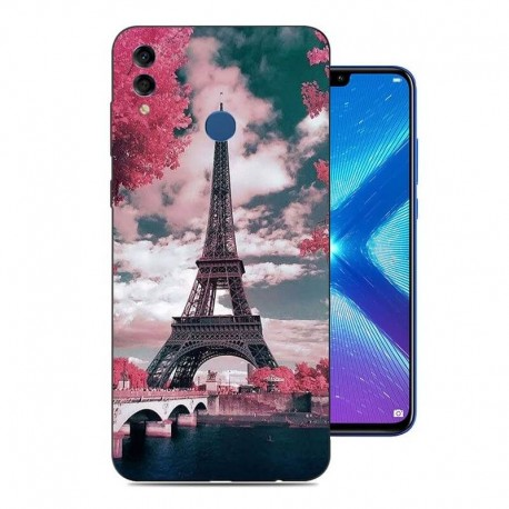 Coque Silicone Honor 8X Monument