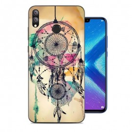 Coque Silicone Honor 8X Songes