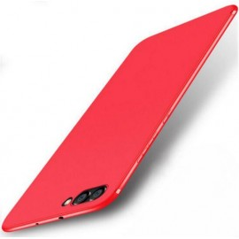 Coque Silicone Honor 10 Extra Fine Rouge