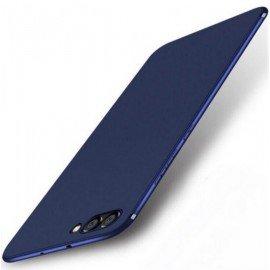 Coque Silicone Honor 10 Extra Fine Bleu