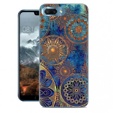 Coque Silicone Honor 10 Mandala