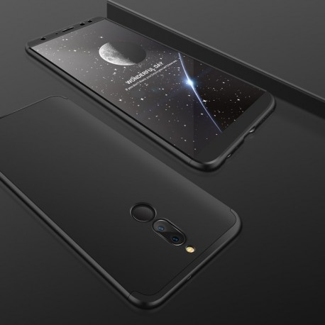 Coque 360 Huawei Mate 10 Lite Noir
