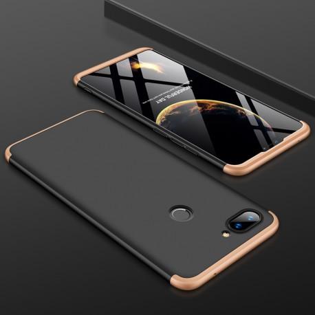 Coque 360 Xiaomi MI 8 Lite Noir et Or