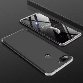 Coque 360 Xiaomi MI 8 Lite Noir et Grise