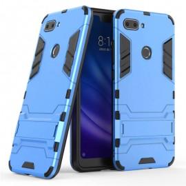 Coque Xiaomi MI 8 Lite Anti Choques TREX Bleu
