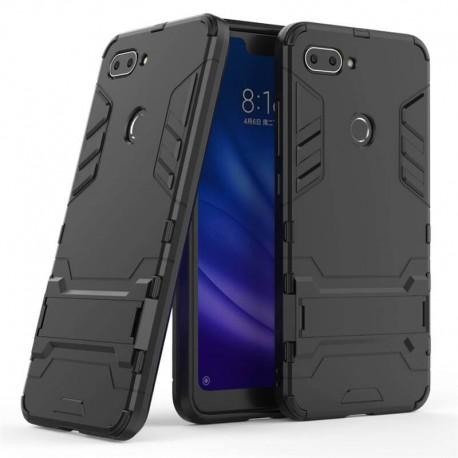 Coque Xiaomi MI 8 Lite Anti Choques TREX Noire