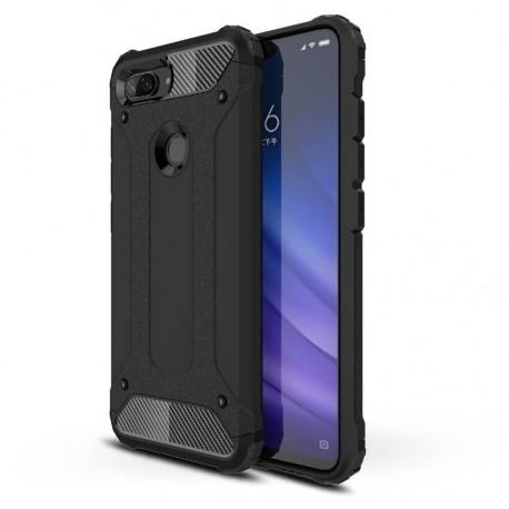Coque Xiaomi MI 8 Lite Anti Choques Noir
