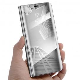Etuis Xiaomi MI 8 Lite Cover Translucide Argent