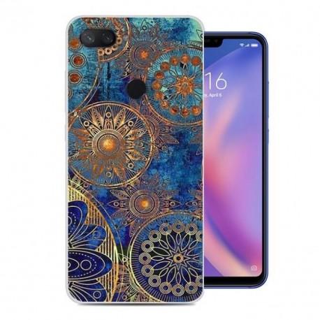 Coque Silicone Xiaomi MI 8 Lite Mandala
