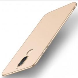 Coque Huawei Mate 10 Lite Dorée