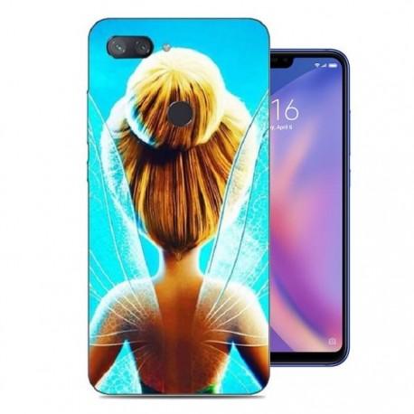 Coque Silicone Xiaomi MI 8 Lite Feerique