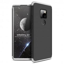 Coque 360 Huawei Mate 20 Noir et Grise