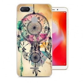 Coque Silicone Xiaomi Redmi 6 Songes