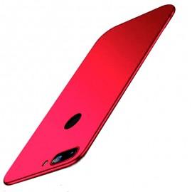Coque Xiaomi MI 8 Lite Extra Fine Rouge