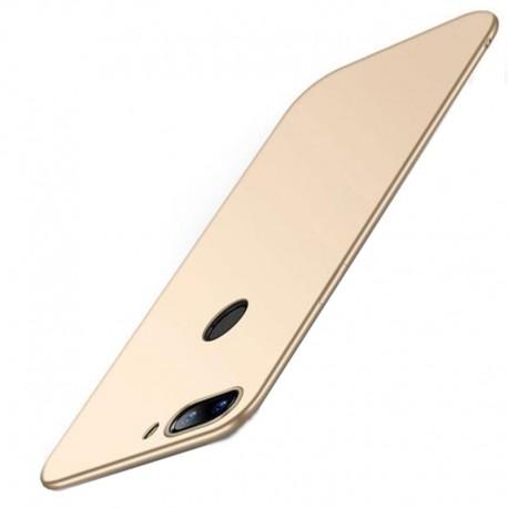 Coque Xiaomi MI 8 Lite Extra Fine Dorée