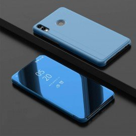 Etuis Honor 10 Lite Cover Translucide Bleu
