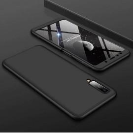 Coque 360 Samsung Galaxy A7 2018 Noir