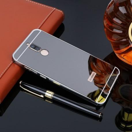 Bumper Huawei Mate 10 Lite Aluminium Mirroir Gris