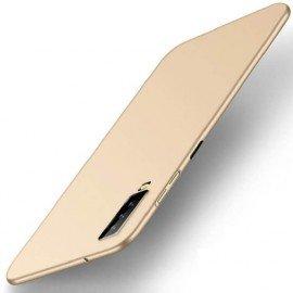 Coque Silicone Samsung Galaxy A7 2018 Extra Fine Or