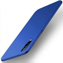 Coque Silicone Samsung Galaxy A7 2018 Extra Fine Bleu