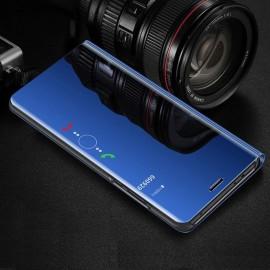 Etuis Samsung Galaxy A7 2018 Cover Translucide Bleu