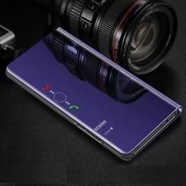 Etuis Samsung Galaxy A7 2018 Cover Translucide Violet