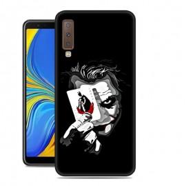 Coque Silicone Samsung Galaxy A7 2018 Joker