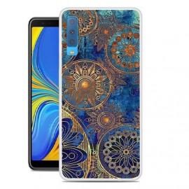 Coque Silicone Samsung Galaxy A7 2018 Mistique