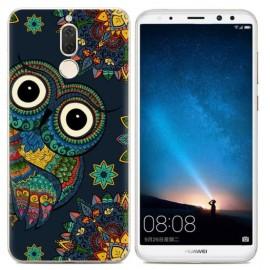 Coque Silicone Huawei Mate 10 Lite Uhuu