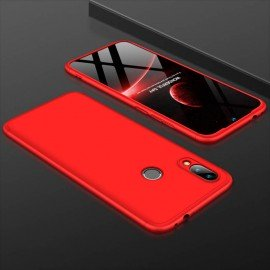 Coque 360 Xiaomi Redmi Note 7 Rouge