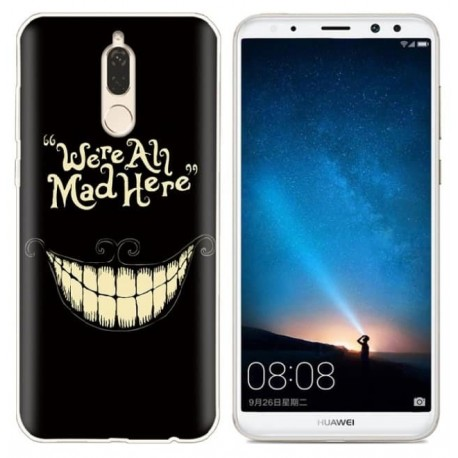Coque Silicone Huawei Mate 10 Lite Made