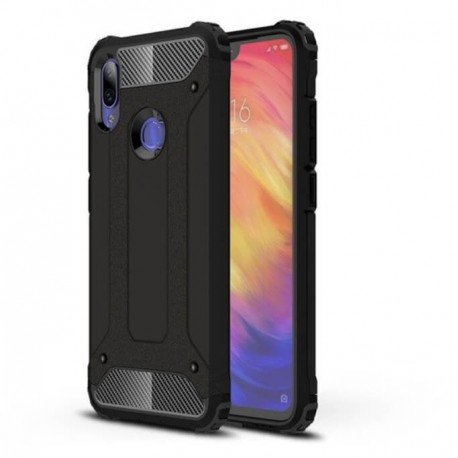 Coque Xiaomi Redmi Note 7 Anti Choques Noir