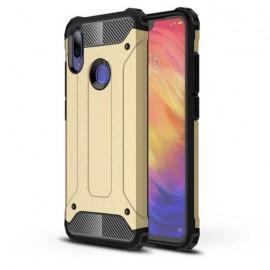 Coque Xiaomi Redmi Note 7 Anti Choques Dorée