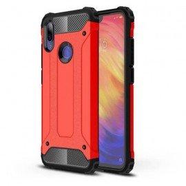Coque Xiaomi Redmi Note 7 Anti Choques Rouge
