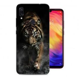 Coque Silicone Xiaomi Redmi Note 7 Tigre