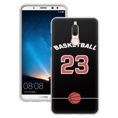 Coque Silicone Huawei Mate 10 Lite Basketball