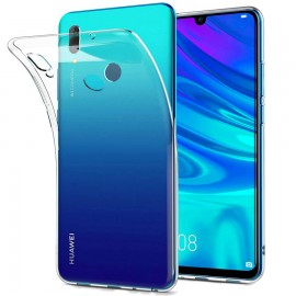 Coque Silicone Huawei P Smart 2019 Invisible