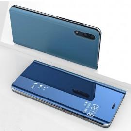 Etuis Huawei P Smart 2019 Cover Translucide Bleu