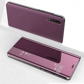 Etuis Huawei P Smart 2019 Cover Translucide Rose