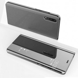 Etuis Huawei P Smart 2019 Cover Translucide Argent