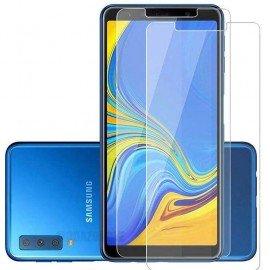 Verre Trempé Samsung Galaxy A7 2018 Protecteur d'écran